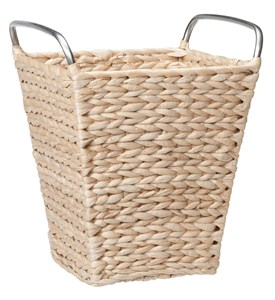Wicker Waste Basket Image