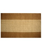 Wide Stripes Jute Rug by Imports Decor