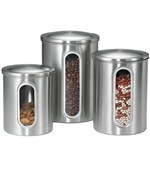 Window Canister Set
