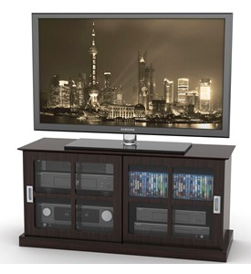 Windowpane TV Stand by Atlantic Image