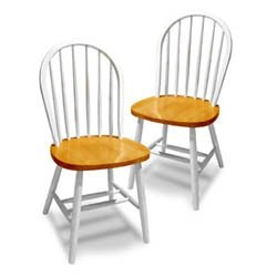 Windsor Chair- Set of 2 by Winsome Trading Image