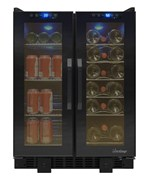 Wine and Beverage Refrigerator