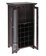 Two-Door Wine Cabinet