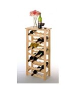 Wine Rack - Beechwood