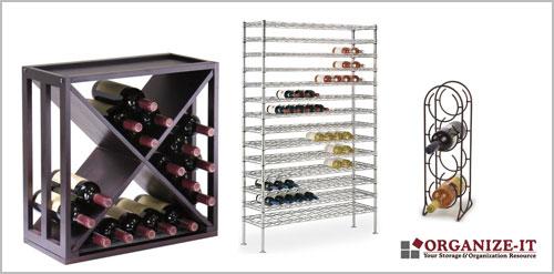 wine racks images