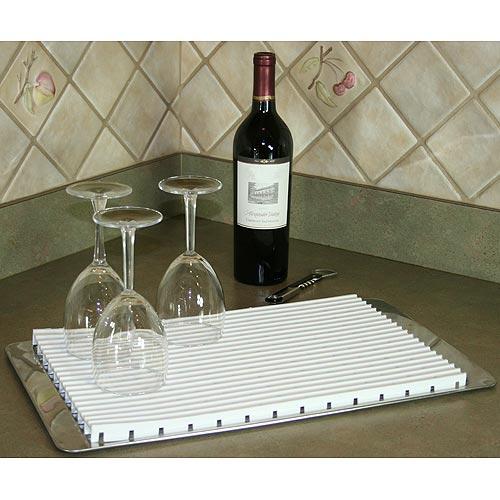 Wine Glass Drying Rack Image