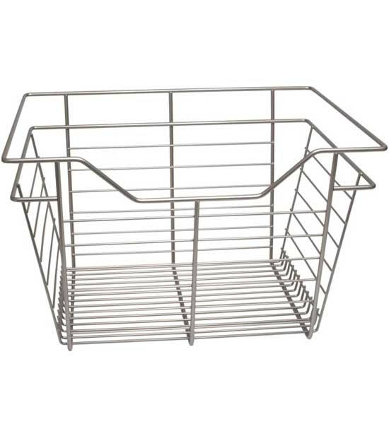 Wire Basket Drawer   17 X 11 X 14 Inch