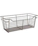 Wire Basket Drawer - 29 x 11 x 14-Inch