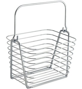 Wire Basket with Handle Image
