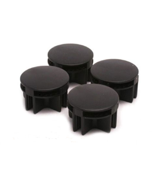 Wire Cube Plastic Connectors (Set of 4) in Toy Storage