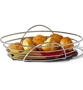 Wire Fruit Basket Image