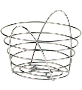 Wire Fruit Bowl Image