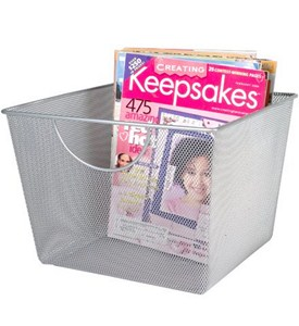 Wire Mesh Basket Image
