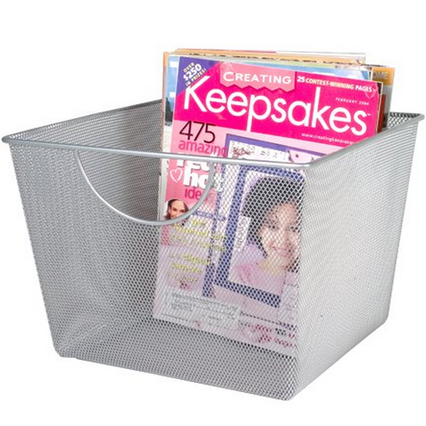 Wire Mesh Basket Price: $10.99   $27.99