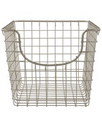Wire Baskets and Wire Storage Bins | Organize-It