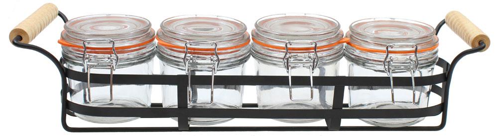 Chrome Wire Flatware Drawer Organizer In Kitchen Drawer