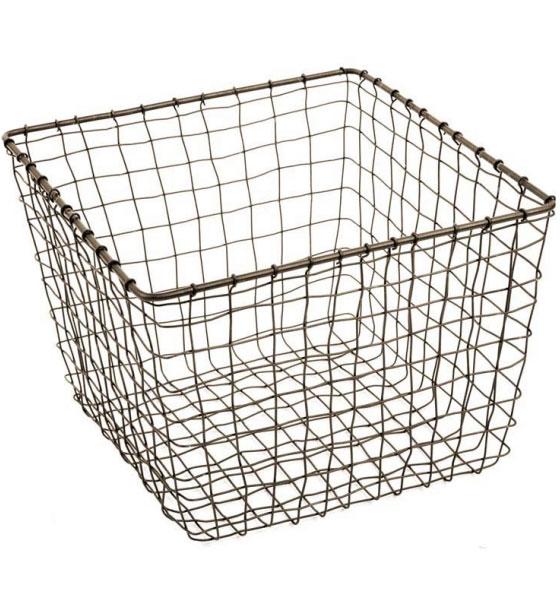 Stowaway Basket New · Storage Basket   Medium Stacking · Wire Storage Bin  ...