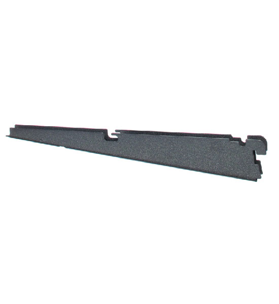 Wire Shelf Bracket - Granite Image