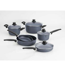 Woll Diamond Plus 10-Piece Cookware Set Image
