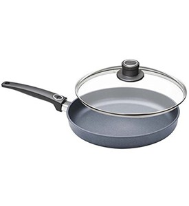 Woll Diamond Plus Fry Pan with Lid - Induction Image