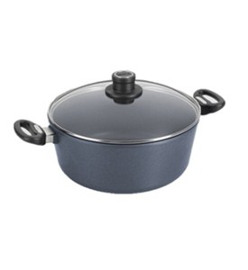 Woll Diamond Plus Sauce Pan with Lid - 6.3 Quart Image