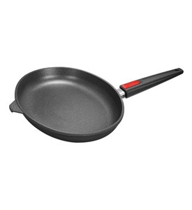 Woll Non-Stick Uncovered Fish Pan - Titanium Nowo Image