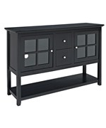 Wood Console Table TV Stand by Walker Edison