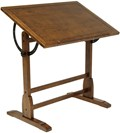Wood Drafting Table