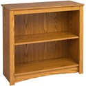 Wooden Bookcase - 29 Inch