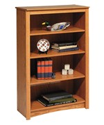 Wooden Bookcase - 48 Inch