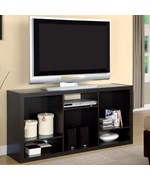 Wooden Entertainment Center - Bookcase