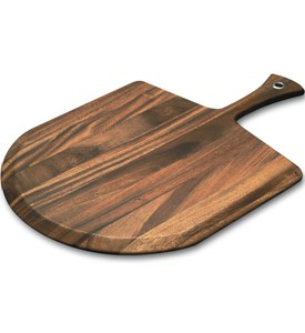 Wooden Pizza Peel Image