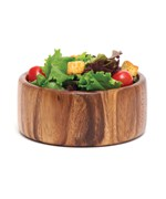 Wooden Salad Bowl - Acacia