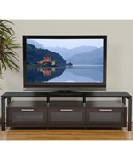 Wooden TV Entertainment Center