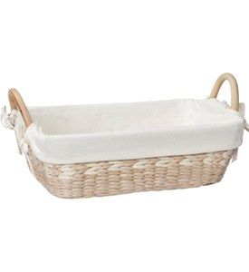 Woven Storage Basket - Small Image