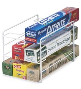 Nata disorganizzata: come organizzare: organizzare alluminio ...