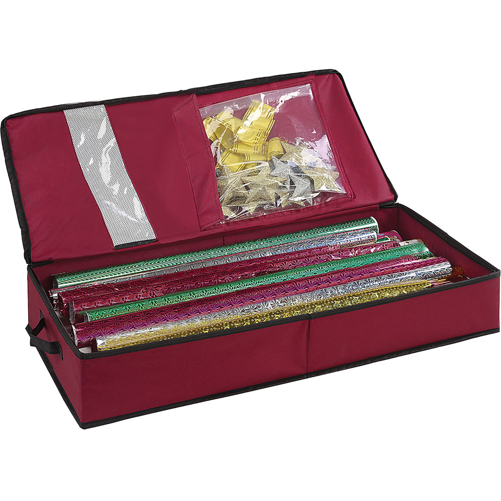 ... Wrapping Paper Organizer