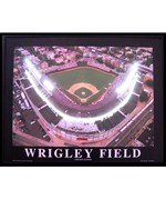 Wrigley Field Neon LED Art Picture by Neonetics