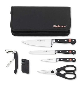 Wusthof Classic Knife Travel Set (Set of 7) Image