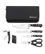 Wusthof Classic Knife Travel Set
