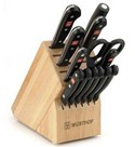 Wusthof Gourmet Knife Block Set