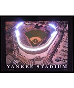 Yankee Stadium Neon LED Art Picture by Neonetics