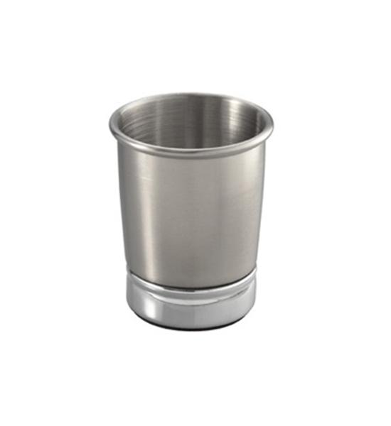 York bathroom tumbler stainless steel in vanity and sink for Bathroom tumbler