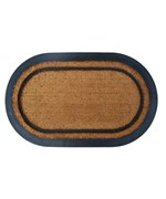 York Oval Doormat by Imports Decor
