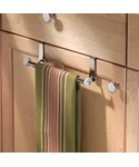 York Over Cabinet Towel Bar