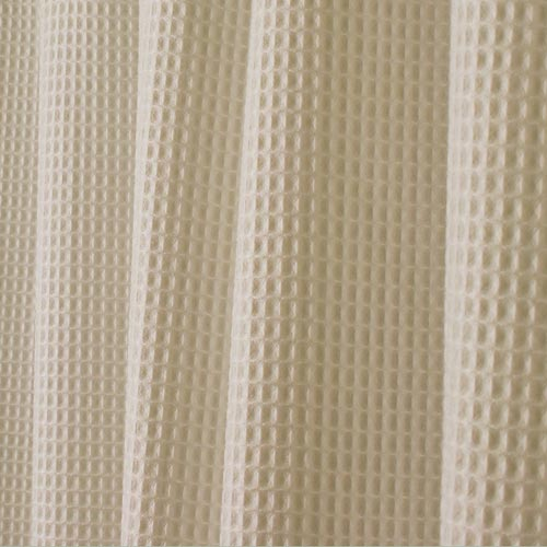 Shower Curtains cotton shower curtains : Fabric Shower Curtain - Linen - York in Shower Curtains and Rings