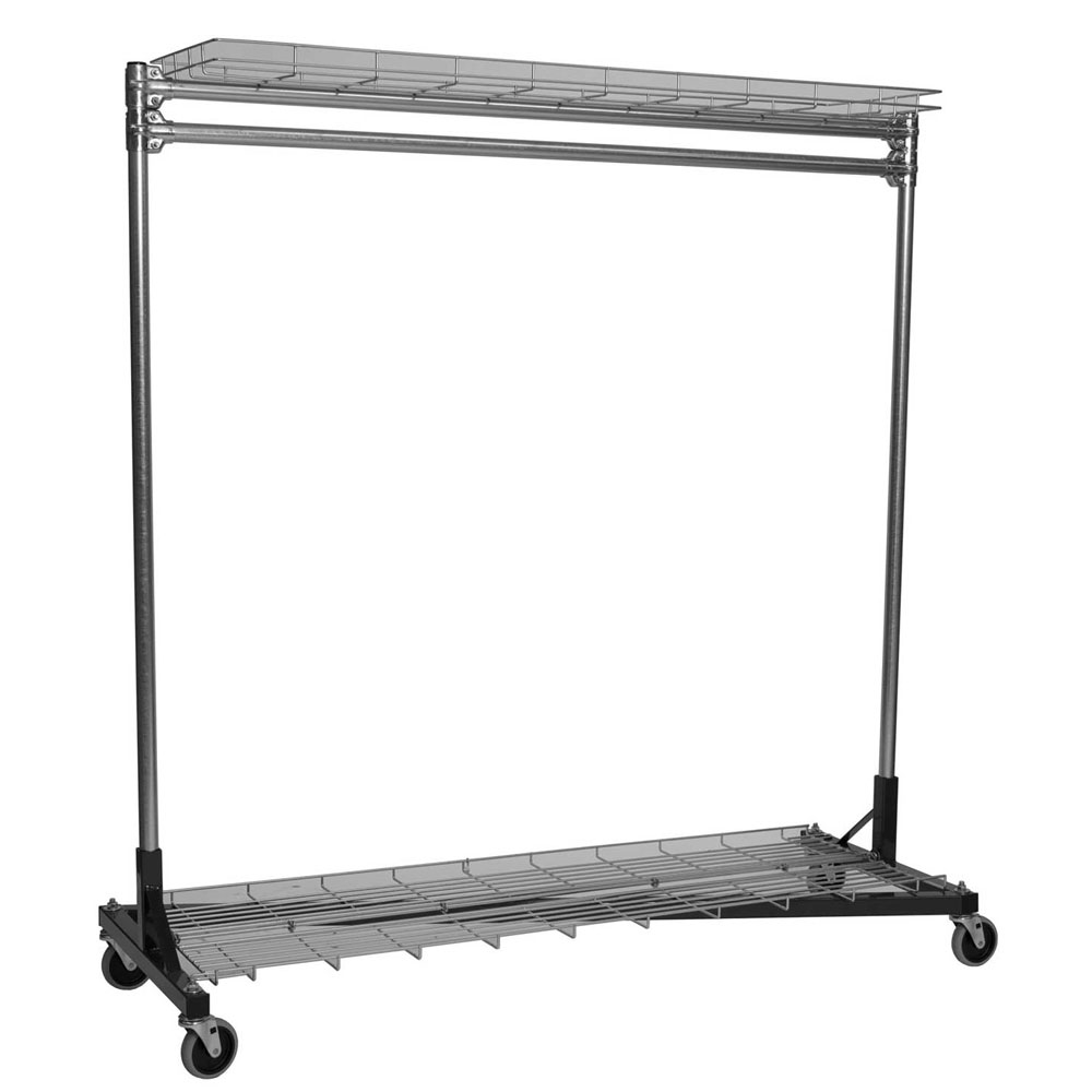 Image Result For Rolling Clothing Storage Racks