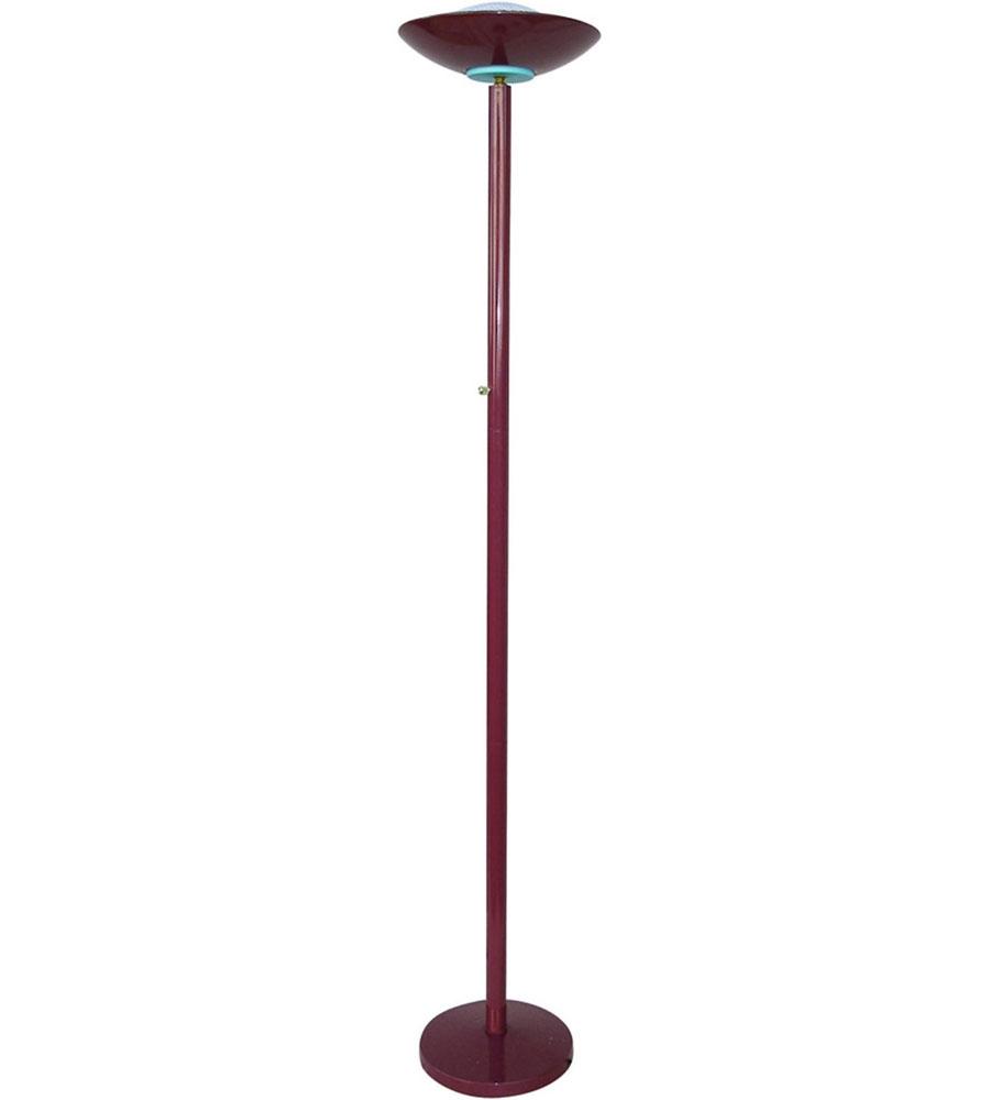 Halogen torchiere lamp in floor lamps for Floor lamp vs torchiere