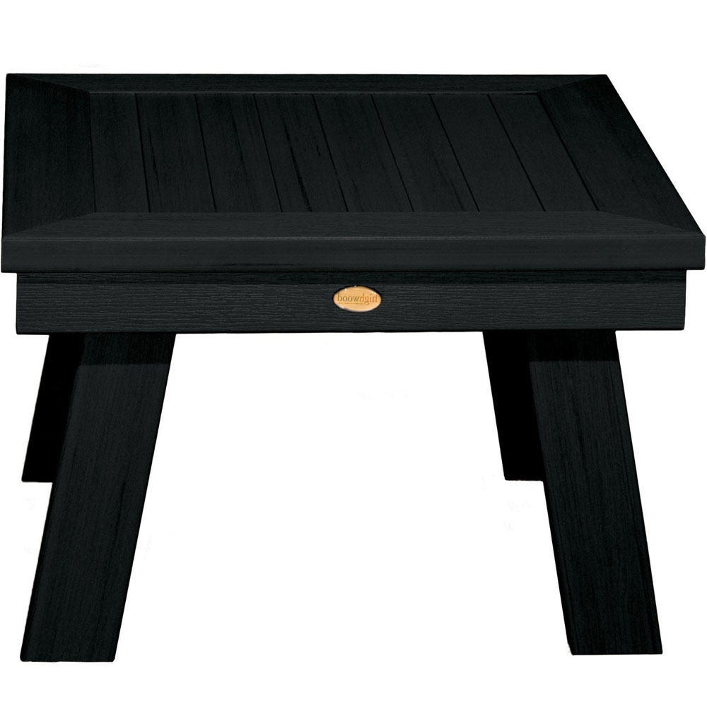 plastic side table in patio side tables. Black Bedroom Furniture Sets. Home Design Ideas