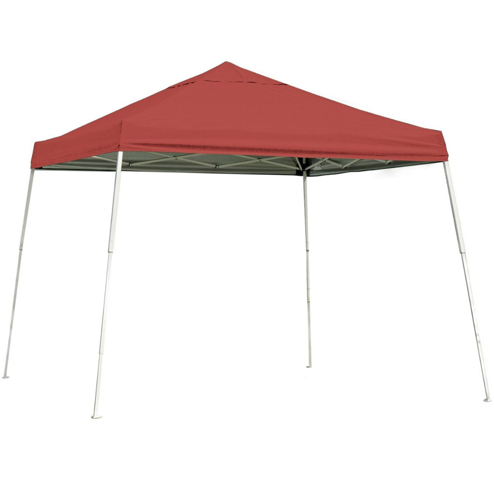 Shelterlogic 12 X 12 Portable Canopy Slanted Leg In Canopies